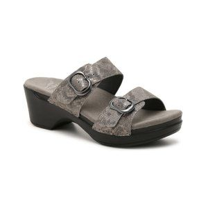 NWB - Dansko Sophie Stained Glass Sandals